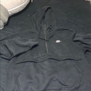 Nike 1/2 zip hoodie